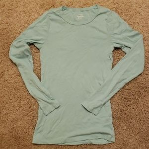 J.CREW Perfect Fit long sleeve tee
